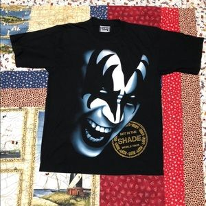 Other - Kiss t shirt